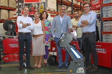 equipo arasol industrial